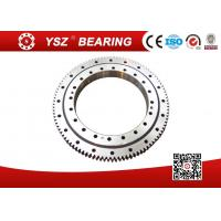 Quality Four Point Contact Ball Slewing Ring Bearings wholesale