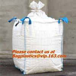 Quality big bags 1500kg jumbo bag cheap price 1 ton pp woven jumbo bags packaging,circular big fibc bags pp woven fabric one ton wholesale