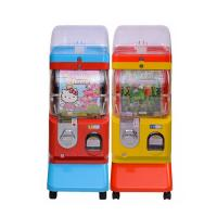Quality Coin Operated Capsule Vending Machine Non-electricity Candy Vending Machine wholesale