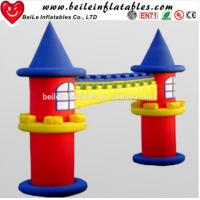 Quality Customizes house door adverting inflatable arch wholesale