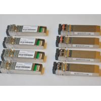 Buy cheap DFB APD 10GBASE-ZR SFP+ Optical Transceiver For SMF SFP-10G-ZR from wholesalers