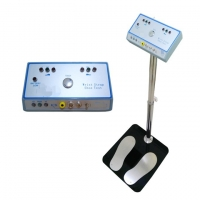 Quality Double Feet Human Body Comprehensive Tester Wrist And Foot Antistatic Electrostatic Strap Tester wholesale