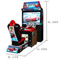 Quality 42 Inch  Car Driving Arcade Machine Coin Operated Outrun Driving Game Machine wholesale