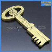 Quality White hill SCI camp 75 years of excellence Aniversary antique immitation key craft wholesale