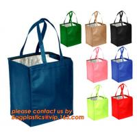 Quality Top quality designer polyester insulated cooler lunch bag, wholesale cheap lunch cooler bag,promotional cooler bag wholesale