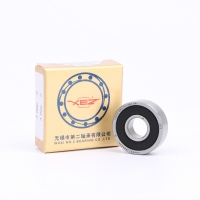 Quality 7201C 2RZ HQ1 12*32*10 P4 Sealed Angular Contact Bearings wholesale