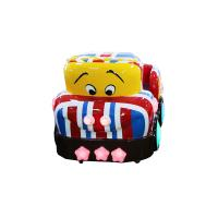Quality FRP Coin Operated Kiddie Ride / Indoor Children Rides With Screen Easy To Operate wholesale