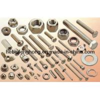 Quality DIN931/DIN933 HDG Hex Bolt and Nut wholesale