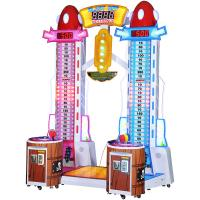 Quality Coin Pusher Ticket Redemption Machine Metal Material Lifetime Maintence wholesale