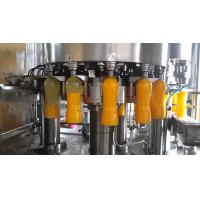 Quality Super Automatic Bottle Filling Machine , Blowing Filiing Capping Machine For Juice wholesale