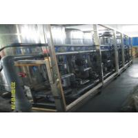 Quality Stationary Single Grade RO Seawater Desalination Equipment Water Purification Plant wholesale