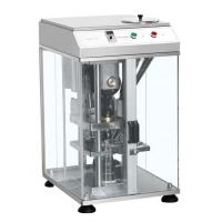 Quality Single Punch Tablet Press Machine For Laboratory Use And Pharmaceutical Machinery wholesale