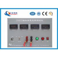 Quality Plug Cord Voltage Drop Test Equipment High Efficiency For Long Term Full Load Operation wholesale