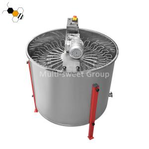 Quality Operated Stable Centrifuge For Honey 24 Frames Electric Honey Extractor wholesale