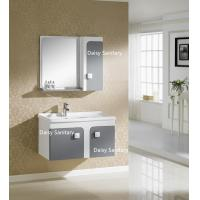Quality Side Mirror Cabinet All In One Bathroom Vanity Thin Top Or Polymarble wholesale
