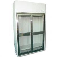 Quality 200W 300LX Cleanroom Clothes Storage Cabinet Stainless Steel wholesale
