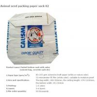 Quality Animal seed packing paper sac, BBQ fuel packing bag, Animal seed packing paper sack, CHARCOAL, ANIMAL FEED, DEXTROSE, ME wholesale