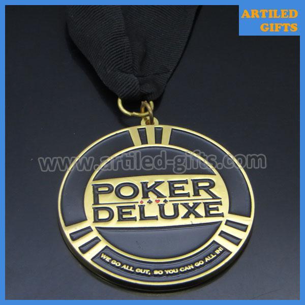 poker game tournament winner gold medal 1