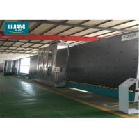 Quality Vertical Gas Filling Insulating Glass Production Line 2000 Millimeter Height wholesale