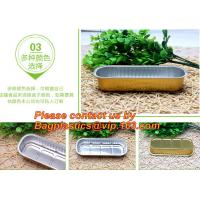 Quality Disposable aluminum foil container /plate/pan/take away food packaing wholesale