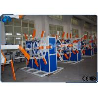 Quality Automatic Plastic Pipe Winding Machine / Tube Coiler Machine Double Disc wholesale