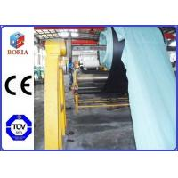 Quality 10-20 M/Min Molding Speed Conveyor Belt Vulcanizing Machine 29 Meters Total Length wholesale