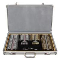 Quality Easy Carry On Optometry Trial Lens Set 158 PCS Accurate Optical Lens GLJ8158 wholesale
