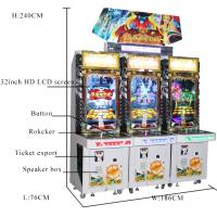 Quality Stable Performance Coin Pusher Arcade Machine Simulator Lottery Game Machine wholesale