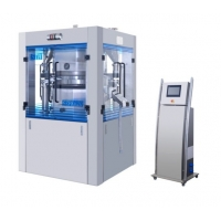 Quality SS304 High Speed Tablet Press Pharmacy Tablet Compression Machine wholesale