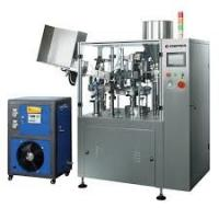 Quality Automatic Tube Filling And Sealing Machine , Pharmaceutical Industry Tube Packaging Machine wholesale