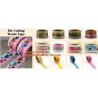 Buy cheap plastic core washi paper tape,Cheap Price Custom Colored Printed Washi Masking from wholesalers
