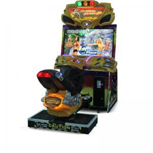 Quality 42 Inch FF Motorbike Arcade Machine Amusemennt Arcade Racing Simulator wholesale