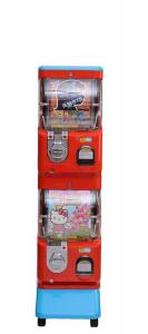 Quality Capsule Dispenser Machine / Commercial Gumball Machine High Impact ABS wholesale