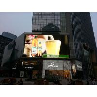 Quality IP65 Waterproof outdoor P10 Led Billboard Display rental / Full Color electronic sign boards wholesale