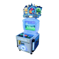 Quality Kids Arcade Machine  / Indoor Coin Operated Games Machine For Kids wholesale