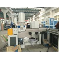 Quality Reliable High Speed Pvc Pipe Making Machine For Soft Garden Hose Production wholesale