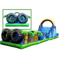 Quality 10mL Inflatable Obstacle toy wholesale