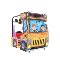 Quality Arcade Racing Machine For Kids Coin Operated Arcade Games wholesale