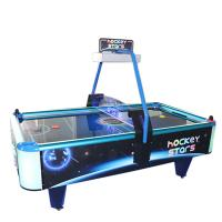 Quality Metal + Acrylic Arcade Games Machines / Classic Children 's Air Hockey Table wholesale