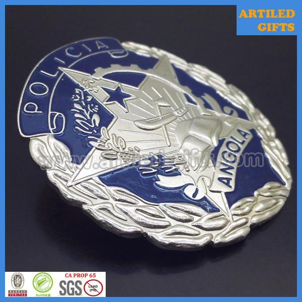 Angola policia badges 2