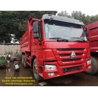 Quality 20 Cubic Meters Used Commercial Dump Trucks 375 Hp Horse Power CE Standard wholesale
