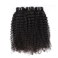 """Cheap Natural Color Peruvian Body Wave Hair BundlesCurly Dancing And Soft 10"""" To 30"""" Stock for sale"""