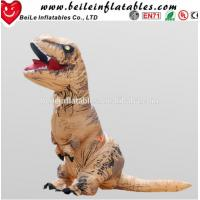 Quality Hot sale excellent quality low price costumes walking inflatable costume dinosaur moving cartoon wholesale