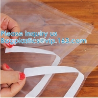 Quality Mattress bags, Construction Film Pallet/Machine/Cargo Cover Furniture Cover Perforated Rolling Bag Plastic Storage Bag wholesale
