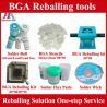 Buy cheap BGA reballing kit stencils BGA solder ball and Solder paste, One-step BGA from wholesalers