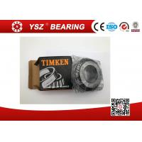 Quality JW6049 / JW6010 Single Row Tapered Roller Bearings P5 60x125x37 MM Size wholesale