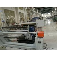 Quality PE / PP Sheet Making Machine Single Screw Extruder With Automatic Control wholesale
