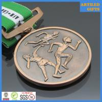 Quality Antique imitation 2013 Warri 1st African Youth Athletics Championships medals wholesale