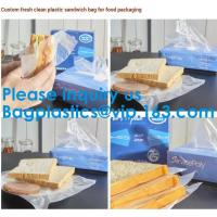 Quality Plastic Deli Wrap and Bakery Wrap ,Durable Packaging Standard Weight Deli Sheets,Deli Wrap and Bakery Wrap, bagease wholesale