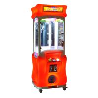 Quality Super Box 3 Coin Operated Doll Claw Machine / Arcade Claw Machine wholesale